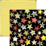 Rusty Pickle - School Daze Collection - 12x12 Paper - Teachers Pet