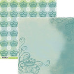 Rusty Pickle - Lucky Collection - St. Patrick's Day - 12x12 Double Sided Paper - Irish Brigade
