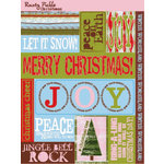 Rusty Pickle - Merry Grinch-mas Collection - Christmas Stickers - Grinch-mas