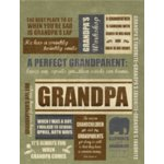 Rusty Pickle - Pickelicious Collection - Cardstock Stickers - Grandpa