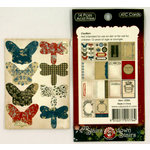 Ruby Rock It Designs - Upstairs Downstairs Collection - ATC Cards, CLEARANCE