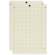 Silhouette America - 9 x 14 Replacement Cutting Mat - 2 Pack