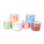 Silhouette America - Glitter - 6 Pack - Pastel