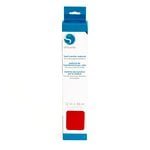 Silhouette America - Cameo - Electronic Cutting System - Smooth Heat Transfer Material - 12 Inch - Red