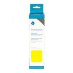 Silhouette America - Cameo - Electronic Cutting System - Smooth Heat Transfer Material - 9 Inch - Lemon Yellow