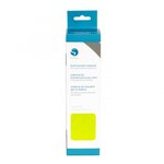 Silhouette America - Cameo - Electronic Cutting System - Smooth Heat Transfer Material - 9 Inch - Lime Green