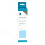 Silhouette America - Cameo - Electronic Cutting System - Smooth Heat Transfer Material - 9 Inch - Light Blue