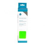 Silhouette America - Cameo - Electronic Cutting System - Smooth Heat Transfer Material - 9 Inch - Neon Green