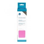 Silhouette America - Cameo - Electronic Cutting System - Smooth Heat Transfer Material - 9 Inch - Pink