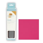 Silhouette America - Smooth Heat Transfer Material - Dark Pink