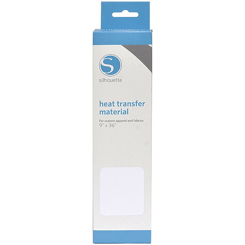 Silhouette America - Smooth Heat Transfer Material - White