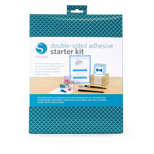 Silhouette America - Starter Kit - Double Sided Adhesive Material