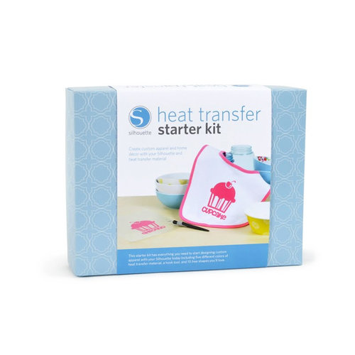 Silhouette America - Starter Kit - Heat Transfer
