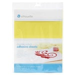 Silhouette America - 8.5 x 11 Double Sided Self Adhesive Sheets
