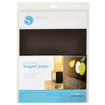 Silhouette America - 8.5 x 11 Printable Magnet Paper Pack - Glossy