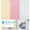 Silhouette America - 12 x 12 Self Adhesive Patterned Washi Sheets