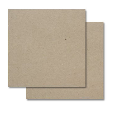 Scrapbook.com - Chipboard Pack For Book Making - 6x6 Inch - 2 Per Pack