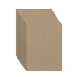 Umbrella Crafts -  8.5 x 14 Inch Thin Chipboard Pack - 20 Sheets