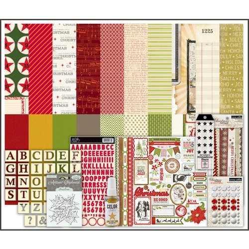 Scrapbook.com Kit Club - Classic Christmas