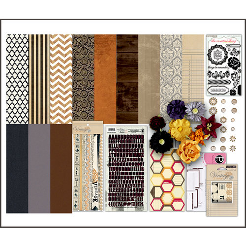 Scrapbook.com Kit Club - Fall Season