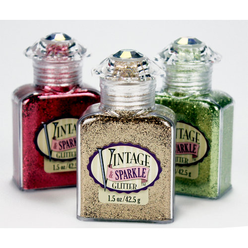 Advantus - Sulyn Industries - Vintage and Sparkle Glitter Kit