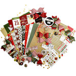 Scrapbook.com Kit Club - Woodland Christmas
