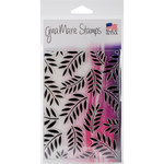 Gina Marie - Clear Acrylic Stamps - Fern