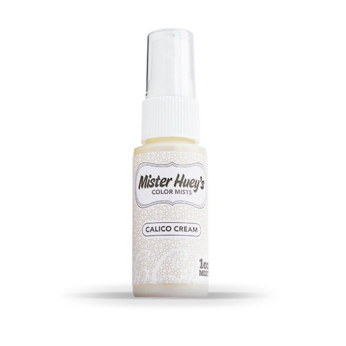 Studio Calico - Mister Huey's Color Mist - 1 Ounce Bottle - Calico Cream