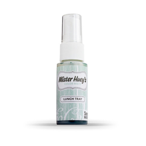 Studio Calico - Mister Huey's Color Mist - 1 Ounce Bottle - Lunch Tray