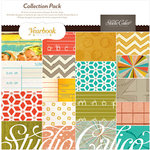 American Crafts - Studio Calico - Yearbook Collection - 12 x 12 Collection Pack