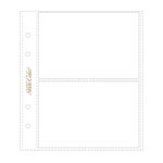 Studio Calico - 6 x 8 Photo Protectors for 4 x 6 Photos - Horizontal - 6 Pack