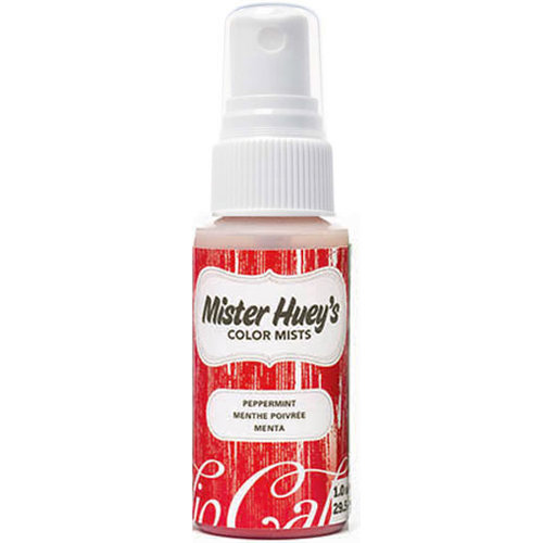 American Crafts - Studio Calico - Mister Huey's Color Mist - Peppermint - Red