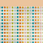American Crafts - Studio Calico - Here and There Collection - 12 x 12 Double Sided Paper - Boston