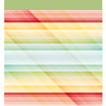 American Crafts - Studio Calico - Snippets Collection - 12 x 12 Double Sided Paper - Holla