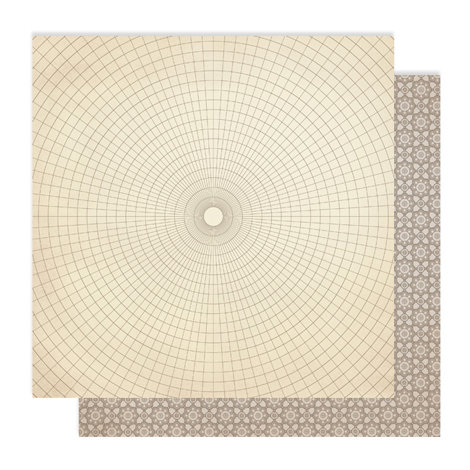 Studio Calico - Classic Calico Collection - 12 x 12 Double Sided Paper - Plano