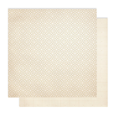 Studio Calico - Classic Calico Collection - 12 x 12 Double Sided Paper - Folio
