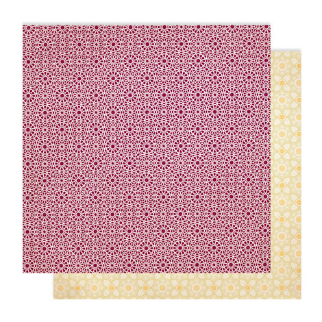 Studio Calico - Memoir Collection - 12 x 12 Double Sided Paper - Heirloom