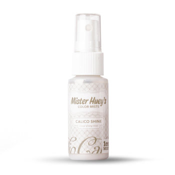 American Crafts - Studio Calico - Mister Huey's Color Mist - 1 Ounce Bottle - Calico Shine