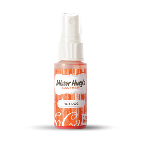 Studio Calico - Mister Huey's Color Mist - 1 Ounce Bottle - Hot Dog