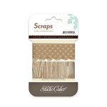 Studio Calico - Classic Calico Collection - Tissue Paper Trim - Scraps