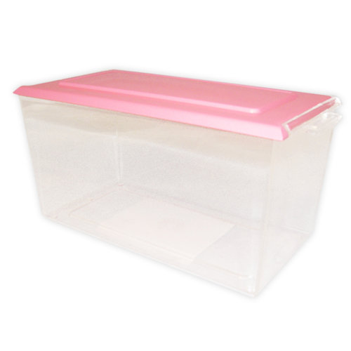 ScrapCessories - Cartridge Caddy Case - Pink