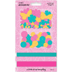SEI - Sunny Day Collection - Embellishment Accessories Pack - Summer Brights