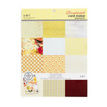 SEI - Brentwood Collection - 8.5 x 11 Card Making Pad