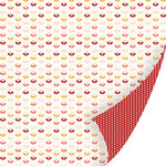 SEI - Sweet Sora Collection - 12 x 12 Double Sided Paper with Foil Accents - Pretty Tulips