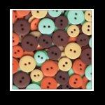 SEI - Buttons - Paisley & Petals