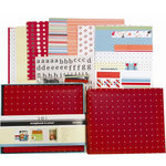 SEI - Scrapbook in a Box - 6x6 - Smarty, CLEARANCE