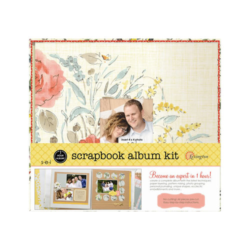 SEI - Scrapbook in a Box Kit - Lexington