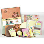 SEI - Scrapbook in a Box Kit - 12 x 12 - Jocelyn