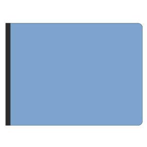 SEI  - Preservation Series Albums - 11 x 8.5 - Blue