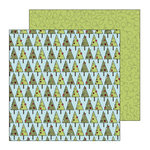 SEI - Doodley-Doo Holiday - Christmas - Double Sided Paper - Oh Christmas Tree, CLEARANCE